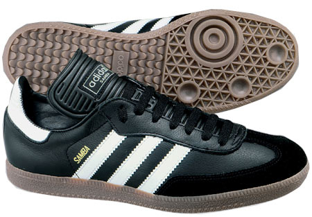 low priced 35dfa 637c5 Adidas Samba Classic Black – Hooked on Soccer