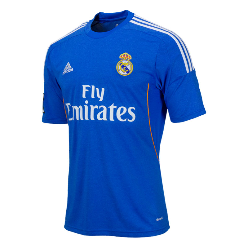 04efd797cba Real Madrid Away 13/14 Jersey – Hooked on Soccer