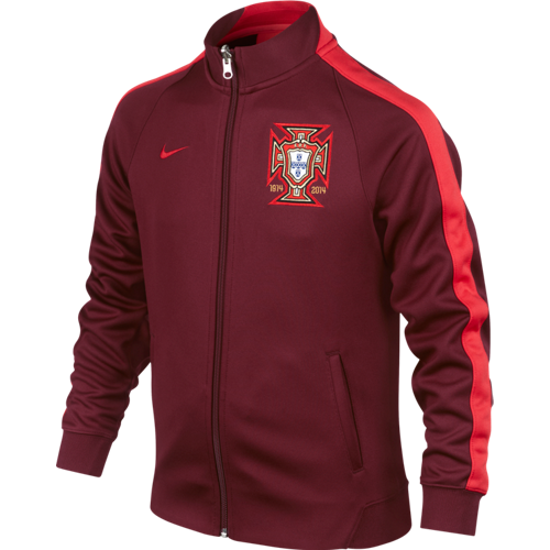 Portugal Nike Authentic N98 Jacket (Red) – Youth