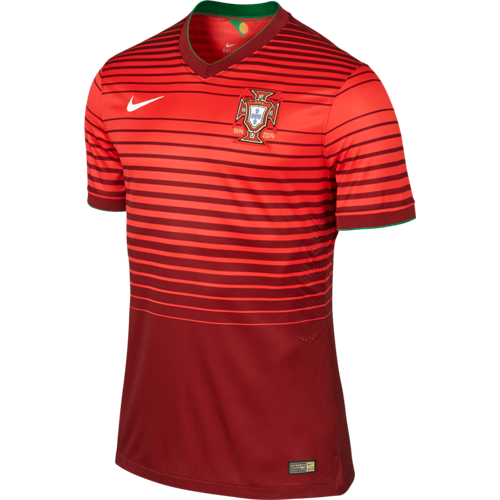 Portugal 2014/15 AUTHENTIC MATCH Home jersey