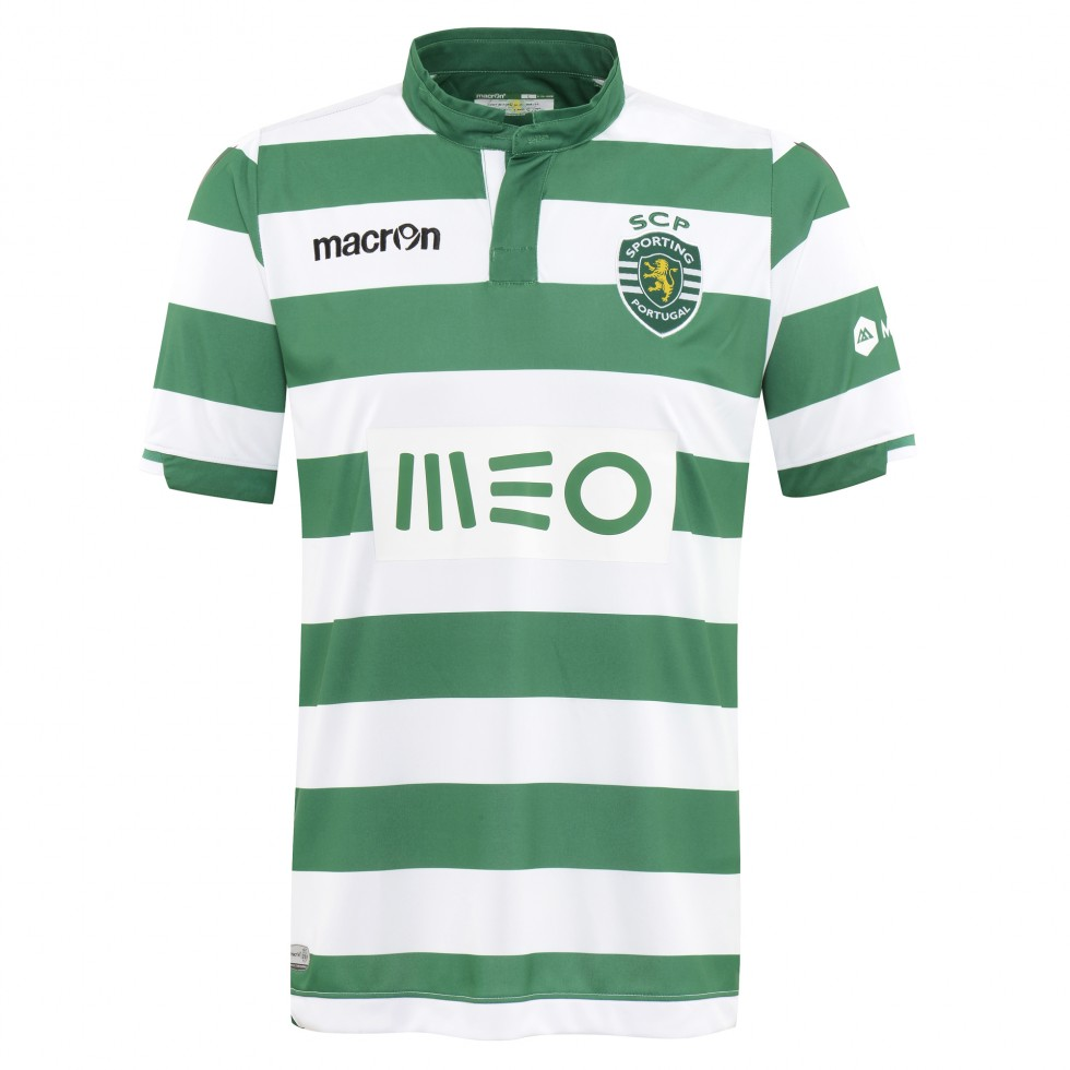 Sporting CP Home Jersey 14/15
