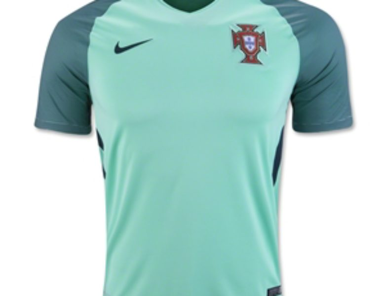 Nike Portugal Away Jersey 2016/17