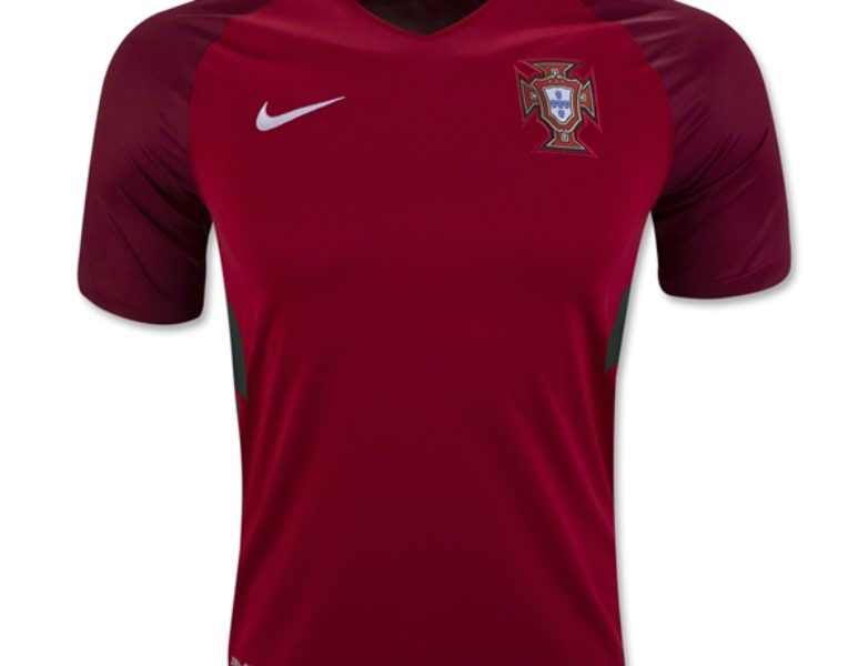 Nike Portugal Home Jersey 2016/17