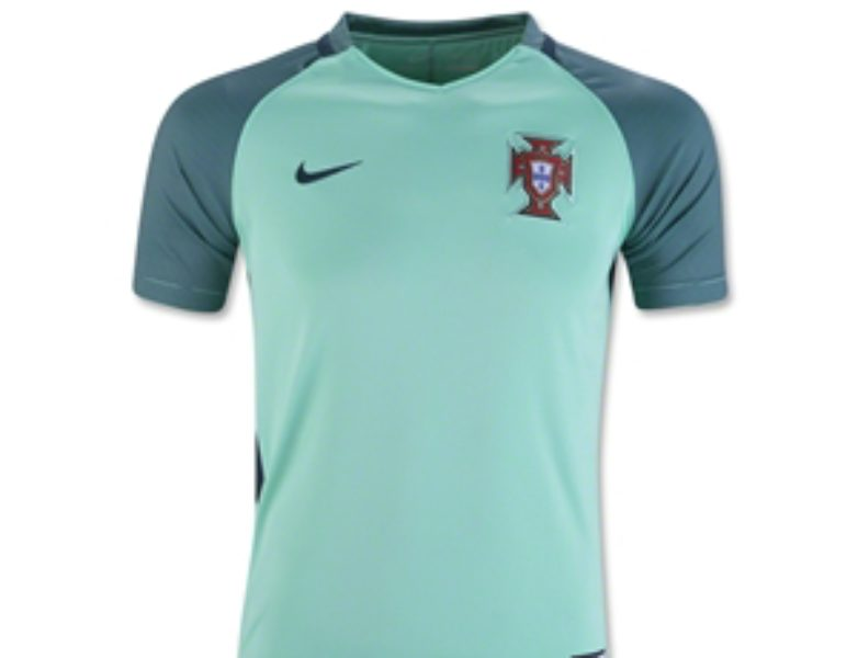 Nike Portugal Away Jersey 2016/17 Youth