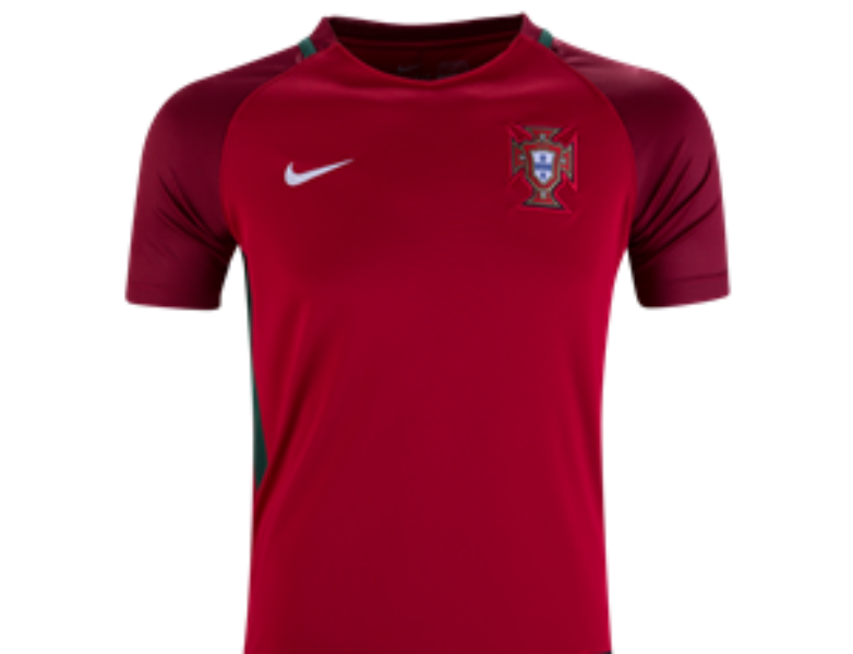 Nike Portugal Home Jersey 2016/17 Youth