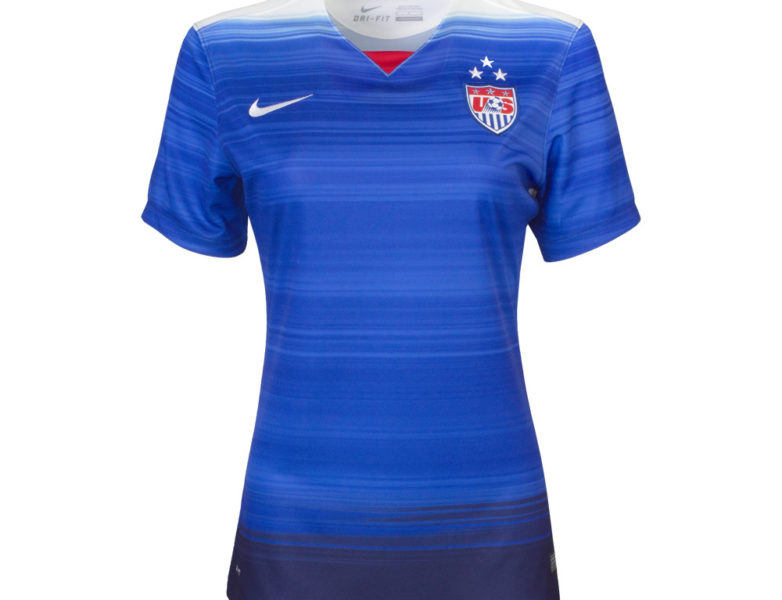 Nike USA Away Women's Jersey 2015