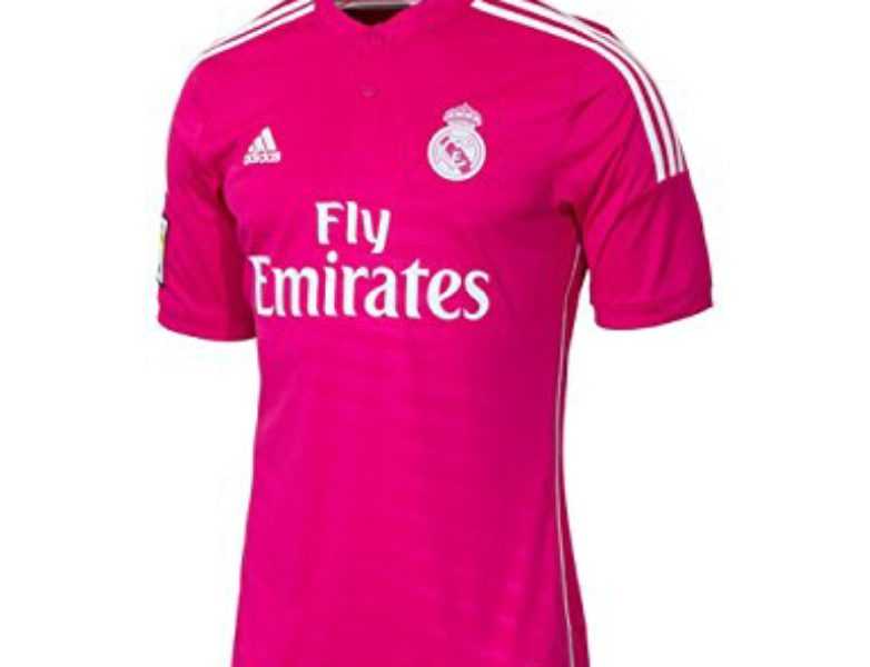 Real Madrid Away Jersey 2014/15